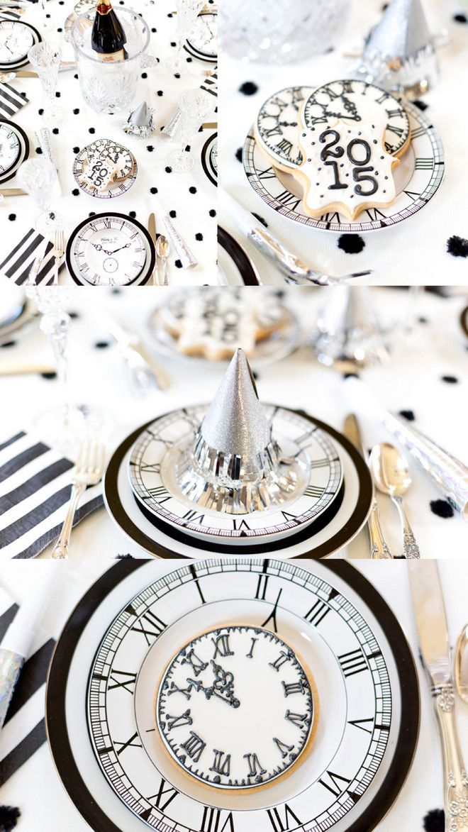 Luxe New Years Eve Tablescapes We love the idea of ringing in the New Year with a fabulous dinner party and these glamorous New Years Eve tablescapes are sure to inspire...