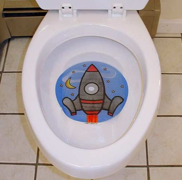 Groovy Potty Training Hit The Target Lol For Ayden Aylijah Bralicious Painted Fabric Chair Ideas Braliciousco
