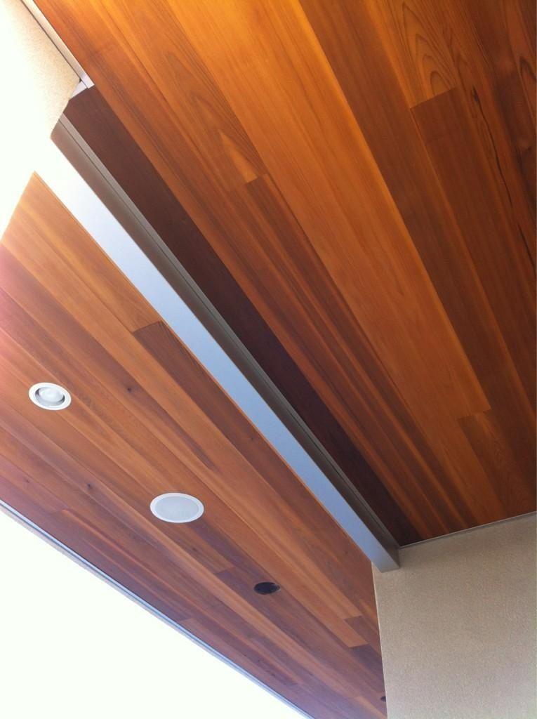 Cedar Soffit Cedar Ceiling Exterior Siding Home