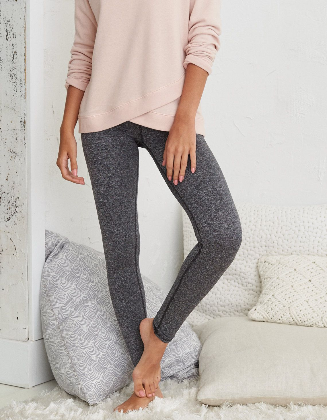 f31a06796a151 Product Image Grab a great deal on yoga pants from clearance at Aerie. Find  your