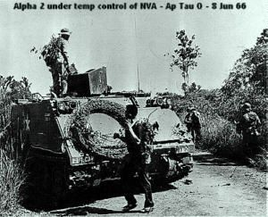 June 8 1966 As Part Of El Paso Ii A 1 4 Cav Was Moving Down Route 13 Through Tau O Toward Hon Quan When The 272d Pl Vietnam War Infantry Military History