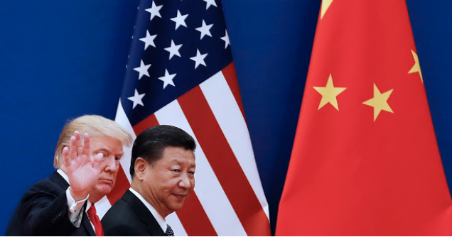 U.S, China trade wars push up oil prices Currency war