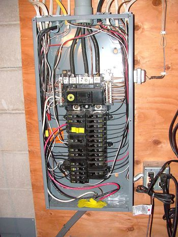 Why You Need A Subpanel In Your Home Electrical Wiring Home Electrical Wiring Diy Electrical
