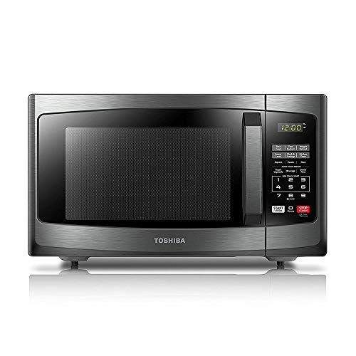 Microwave Oven With Sound On Off Eco Mode And Led Lighting Compact Microwave Countertop Microwave Best Countertop Microwave