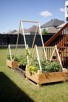 ana white diy garden box with trellis diy projects i like the
