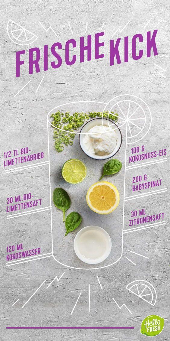Diese Sommer-Smoothies solltest Du unbedingt ausprobieren #nutrition