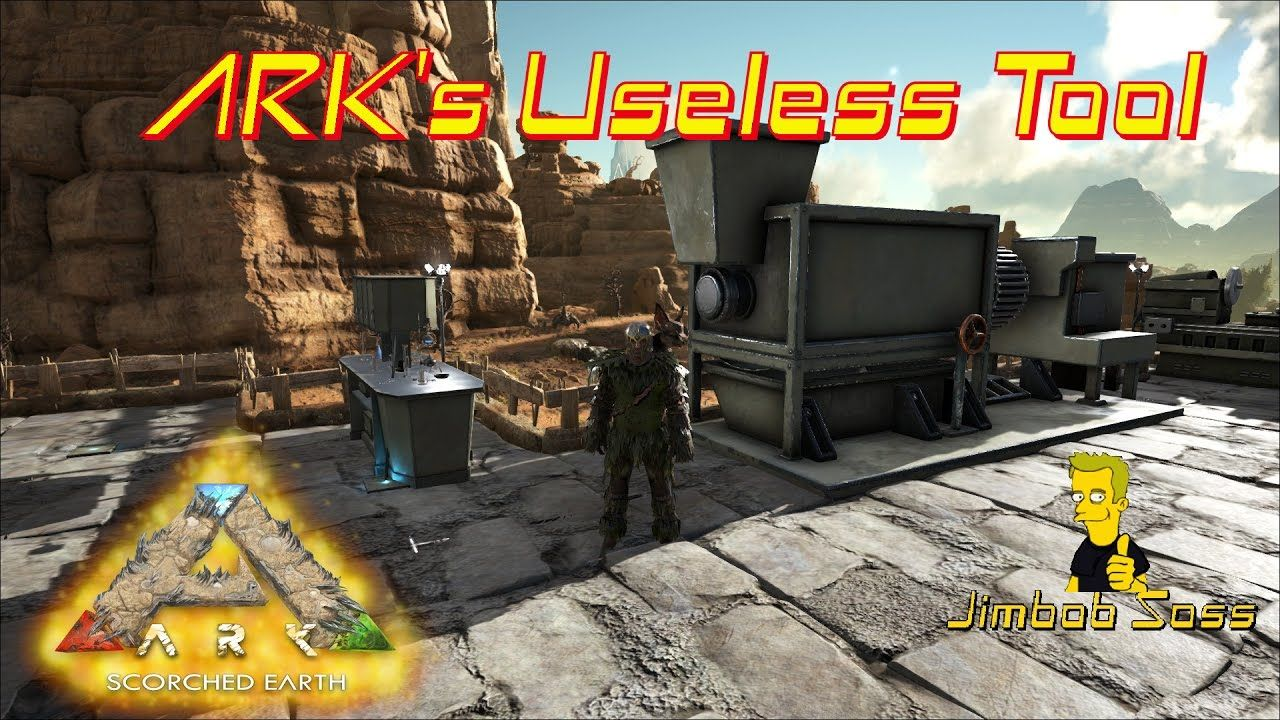 Ark industrial grinder useless tool ark survival evolved youtube ark industrial grinder useless tool malvernweather Image collections
