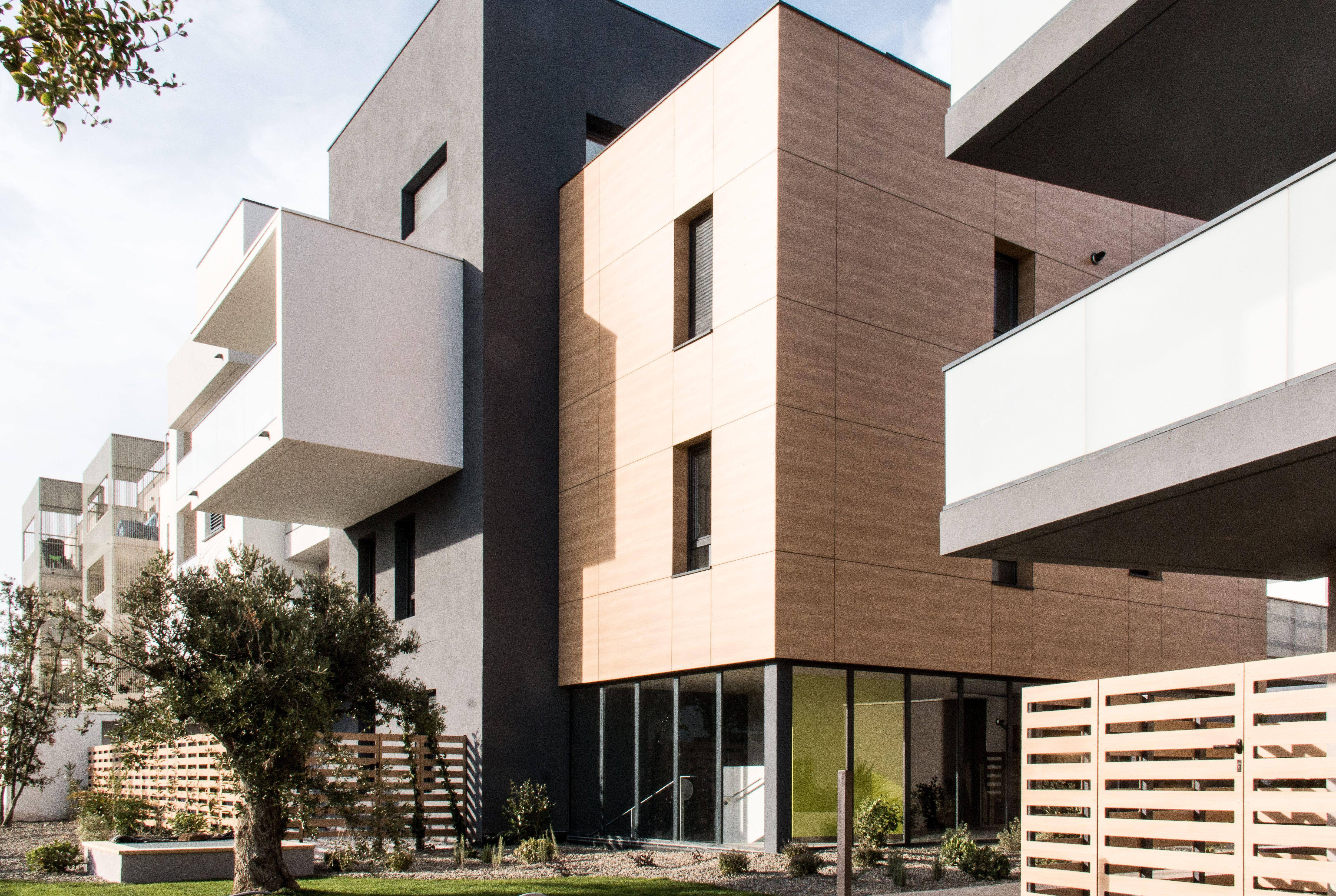 Green Village St Jean de Védas 09/2017 Maison style
