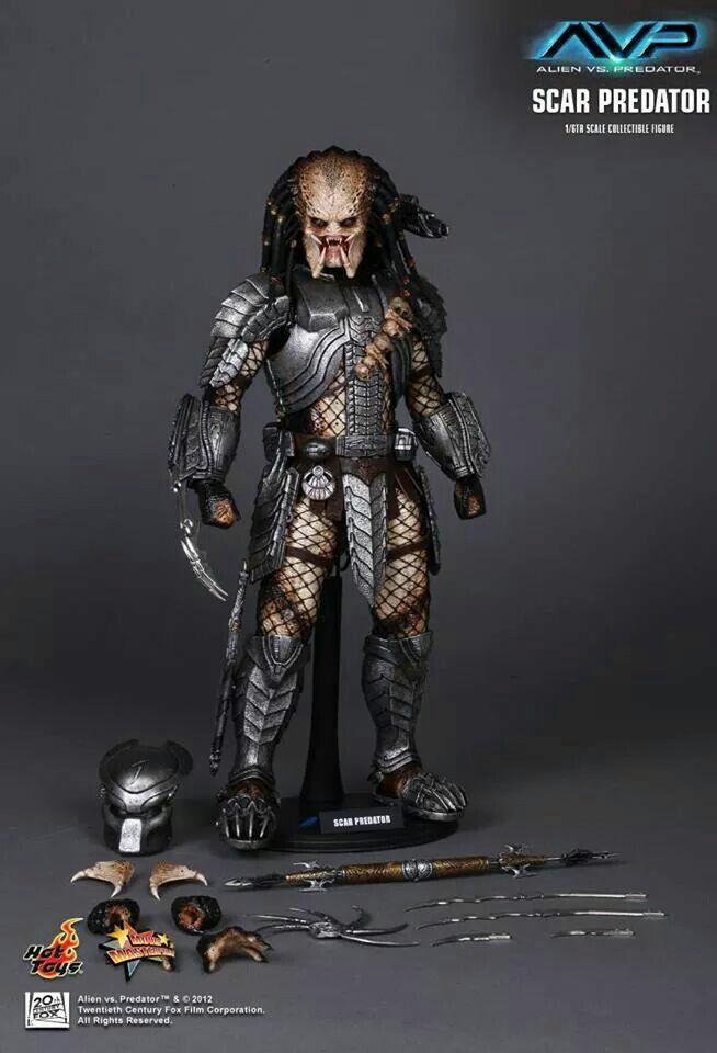 NUOVO modello ALIENA Action Figure Film Horror Classic Predator da collezione regalo pvc