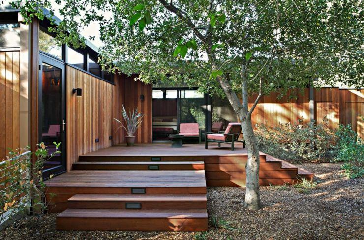 Maison à lu0027intérieur éclectique à Sierre Madre en Californie