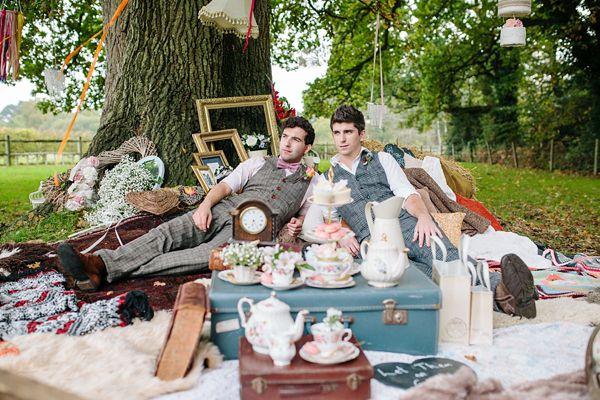 Gay movie red jam picnic