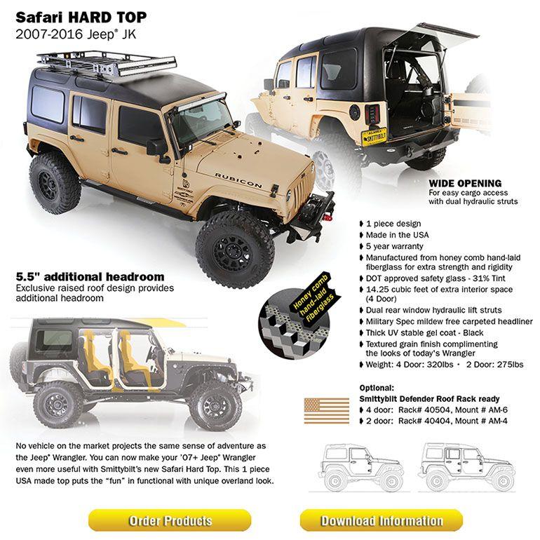 Safari Fard Top Landing Page Jeep Gear Jeep Jeep Wrangler Unlimited Accessories