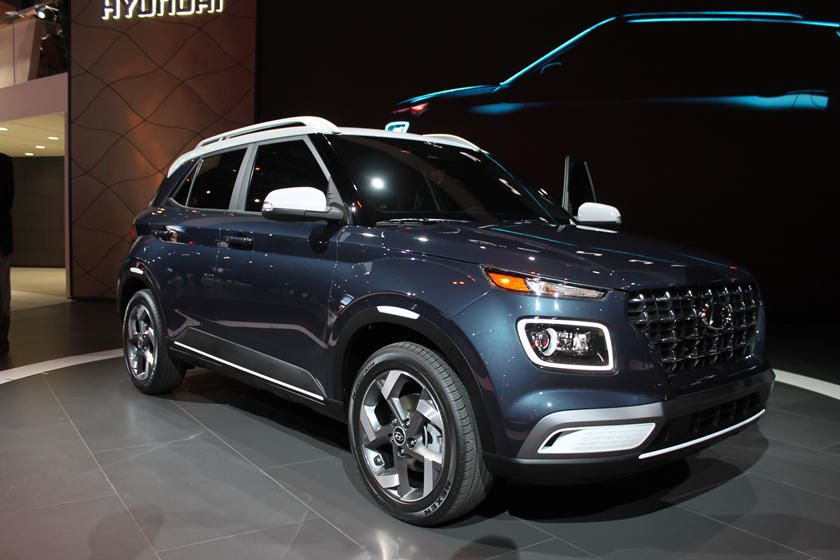 Meet Hyundai S Smallest Crossover Ever The All New 2020 Venue