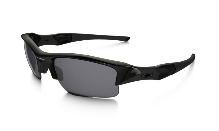 99558cb927 The Oakley Sport Flak Jacket XLJ Jet Black Sunglasses are fixed with Black  Iridium lenses. Features include XLJ lenses for an expanded view