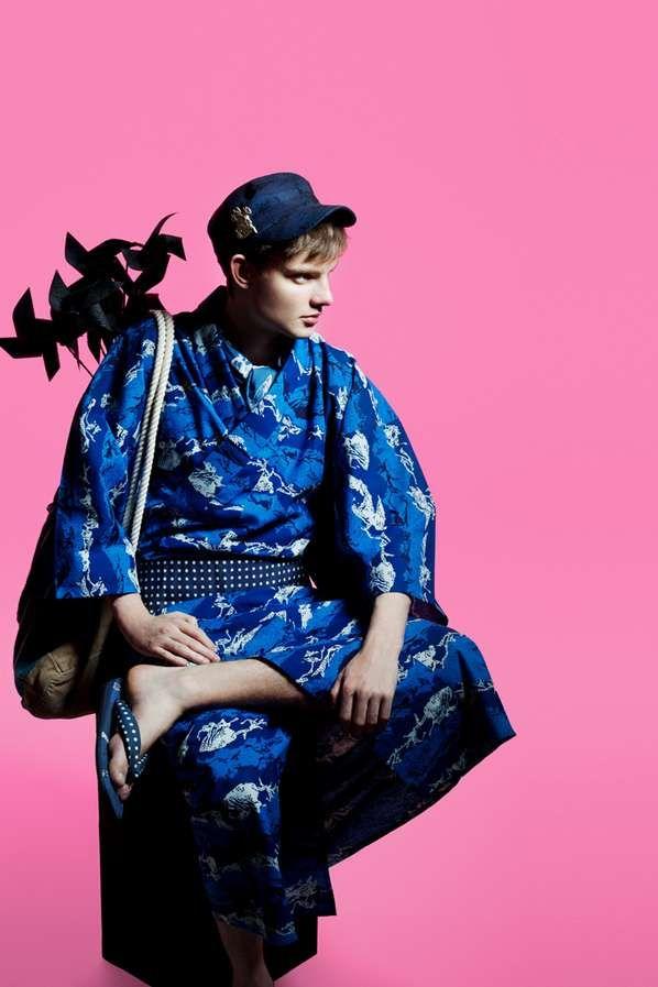 Casual Samurai Fashion