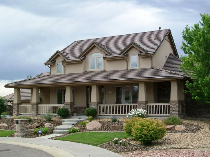image result for exterior home behr smokestack exterior on exterior house color combinations visualizer id=74476