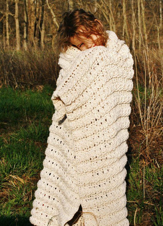 Ganchillo patrón afgano manta afgano de Nancy patrón de la | Bebe ...