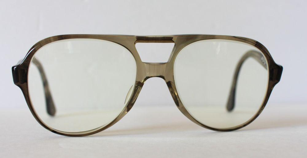 Vintage Titmus Safety Glasses Eyeglasses Z87 Aviator Frames 56-18 5 ...