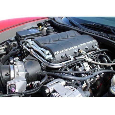 Corvette Supercharger Heartbeat Kit Magnuson 2006 2013 C6 Z06