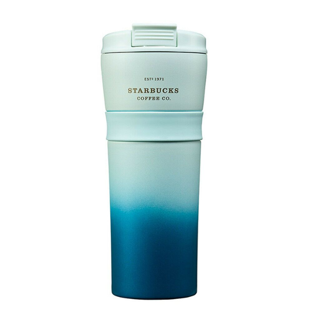 2th Limited Starbucks Korea 2020 SS Summer Pale Gradation Cold Cup 473ml