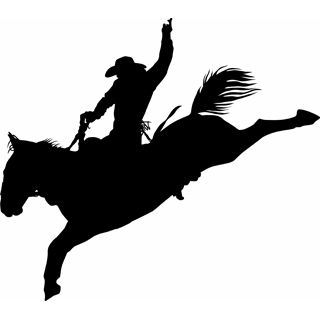 rodeo clip art silhouette clipart panda free clipart images t rh pinterest co uk rodeo cowboy clipart rodeo clipart png