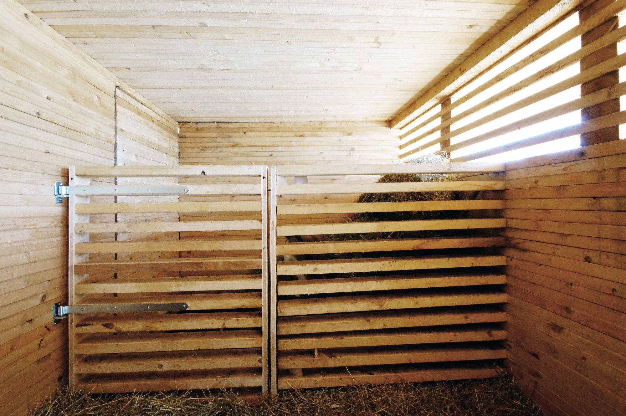 Gallery Of Goat Barn In Bavaria / Kühnlein Architektur - 3