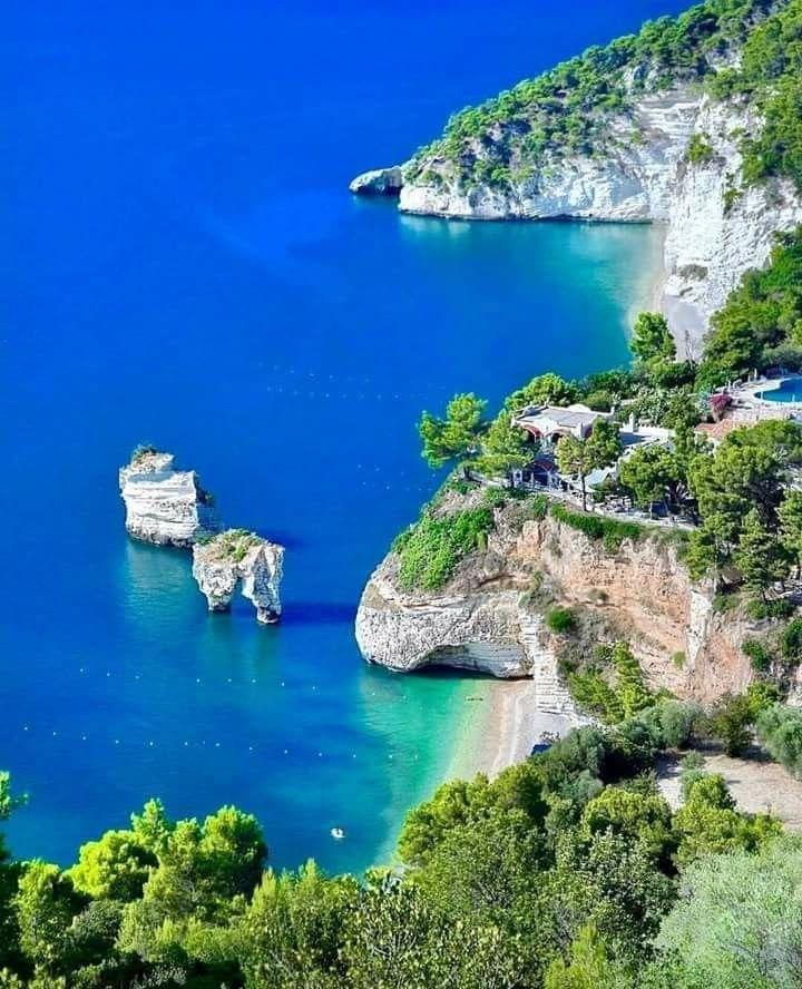 Gargano, Italy Luoghi meravigliosi, Italia, Viaggi