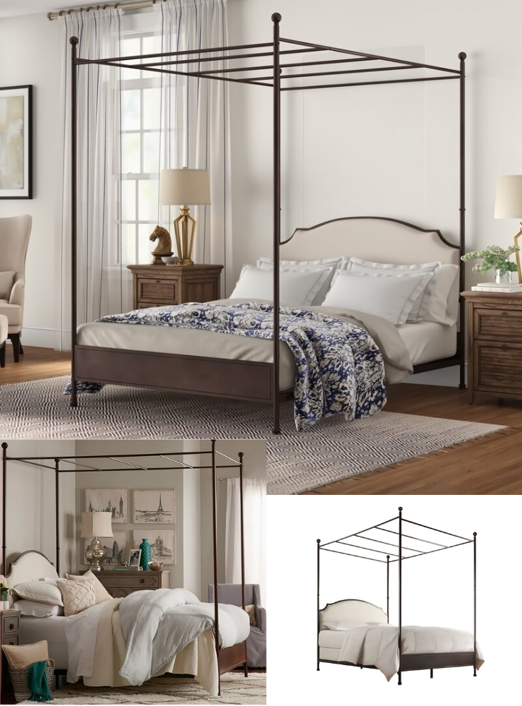 Pin On Canopy Beds