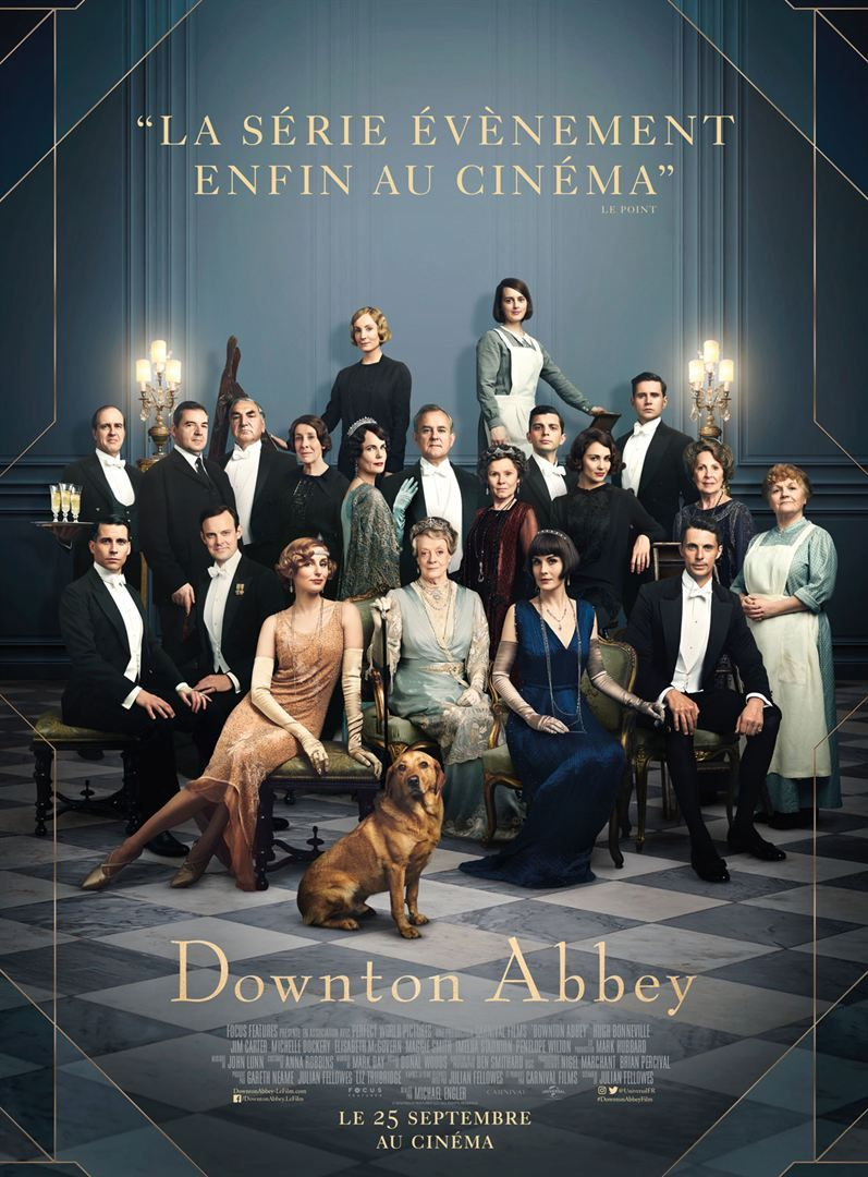Downton abbey streaming film vf complet gratuit films
