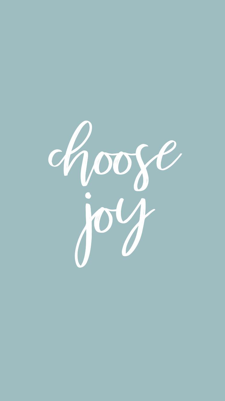 Choose Joy Wallpaper Quotes Jesus Free Background Love Happy