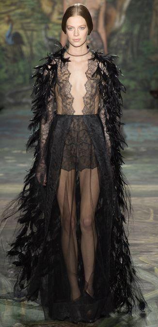 Valentino - Haute Couture  AW 2016/17 via Vogue UK