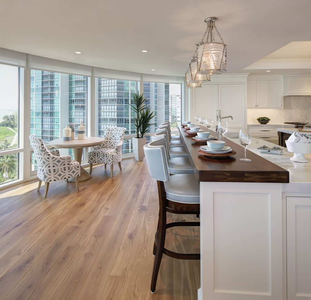 Florida Condo Decorating Ideas: Today's Traditional Before & After Reveal