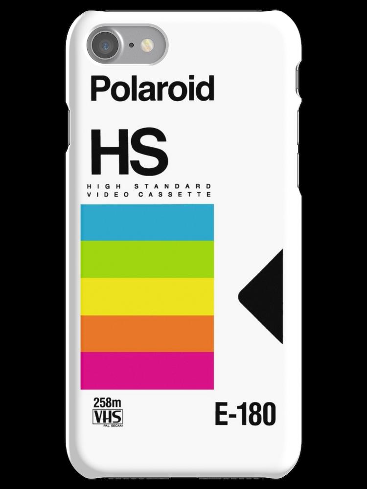 polaroid iphone 8 case