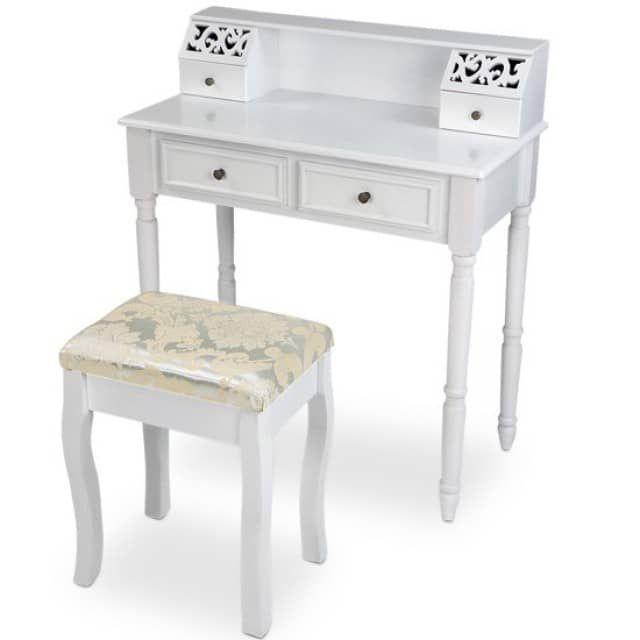 die besten 25 g nstige schminktische ideen auf pinterest. Black Bedroom Furniture Sets. Home Design Ideas