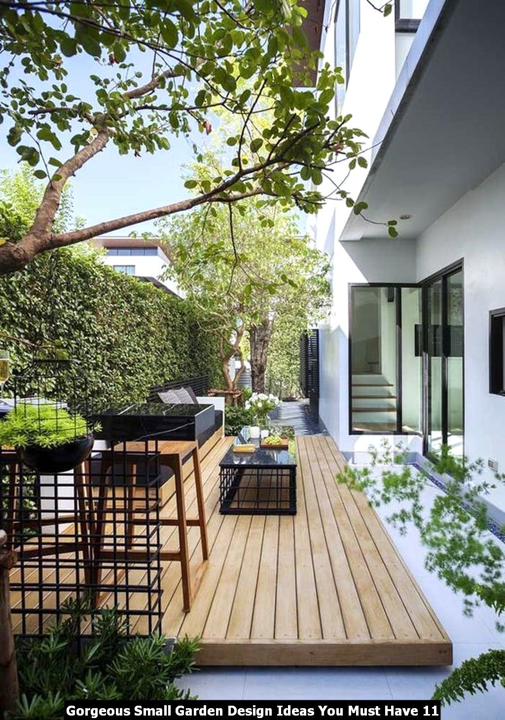 gorgeous small garden design ideas you must have in 2020 on gorgeous small backyard landscaping ideas id=43570