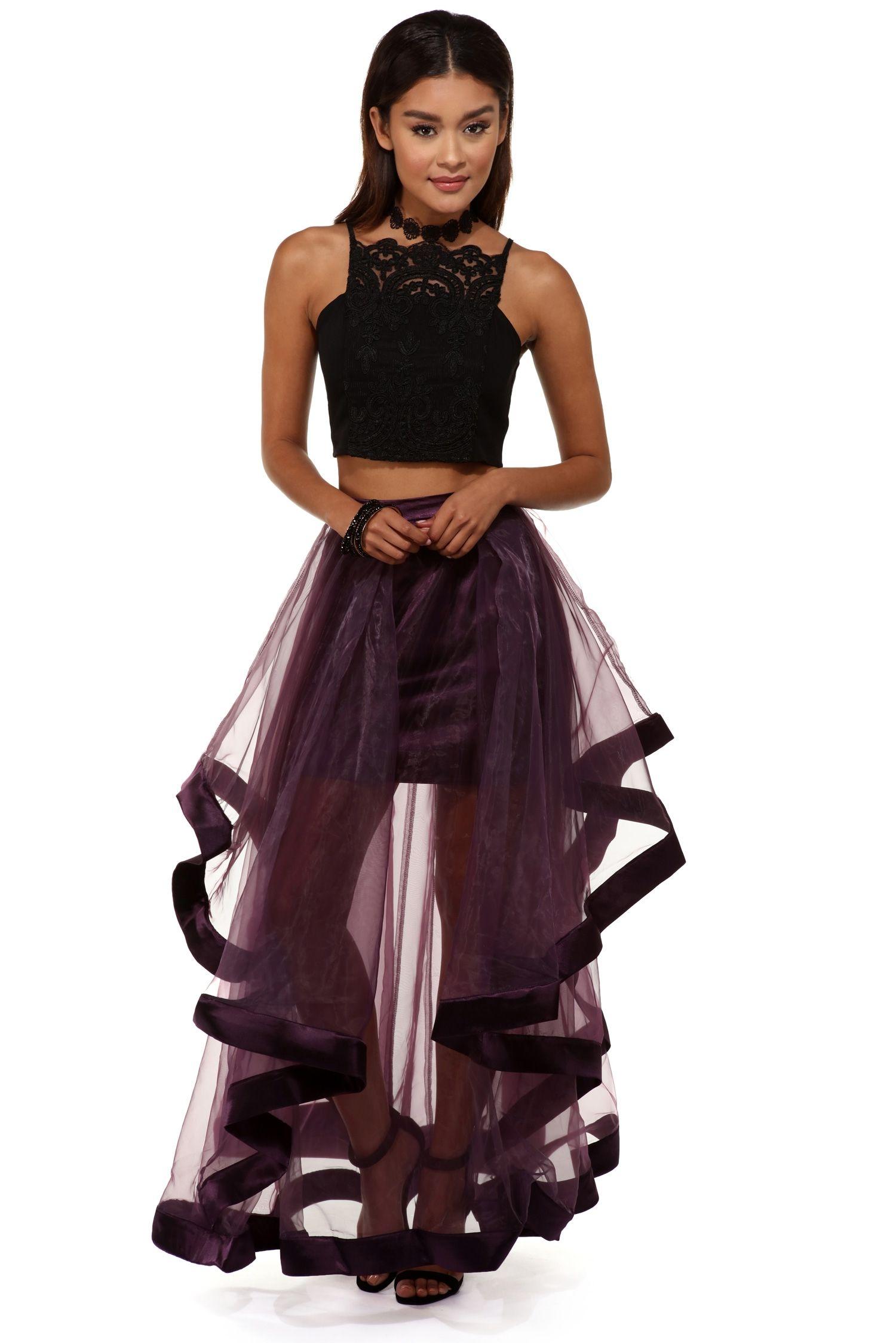 Gemma Purple Two Piece Dress Dresses Two Piece Dress Purple Two Piece [ 2247 x 1500 Pixel ]