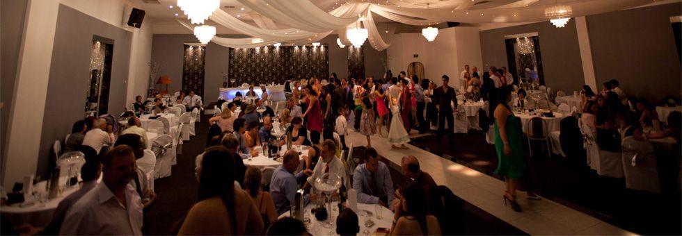 Ambassador Reception Centre Fairfield Wedding Venues Western