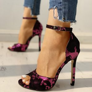 Sexy Exquisite Increased Stiletto Super High Heel is part of Super high heels, Trending fashion shoes, Heels, Stiletto heels, Sandals heels, Womens fashion shoes -