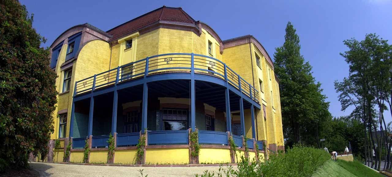 Villa Esche a Chemnitz (1902) Henry van de Velde