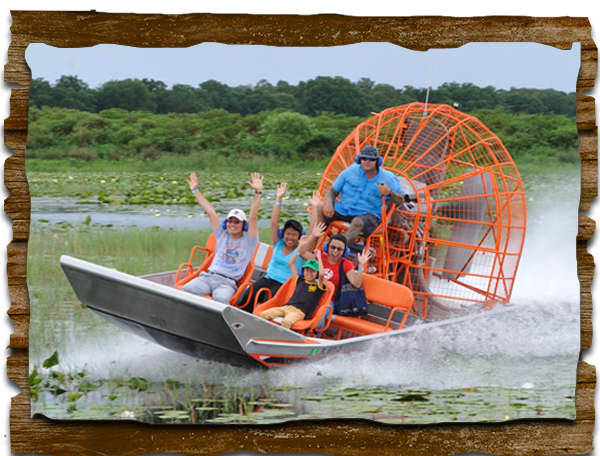 Orlando's Best Airboat Tours in Central Florida Best