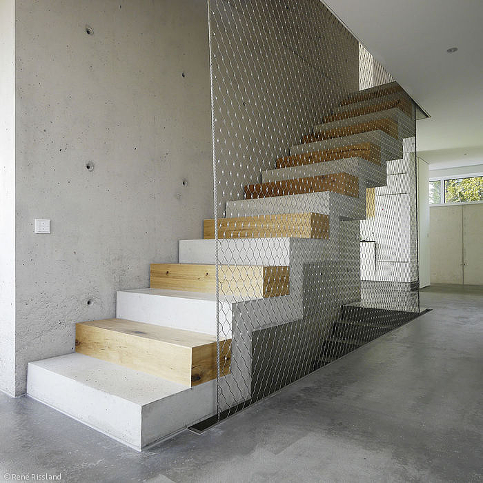 experiment fassade m nchen cube magazin t ren und treppen pinterest. Black Bedroom Furniture Sets. Home Design Ideas