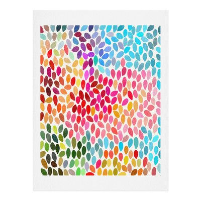 Rain 6 By Garima Dhawan Unframe Graphic Art Print On Paper Disenos De Unas Arte Sencillo Proyectos De Arte