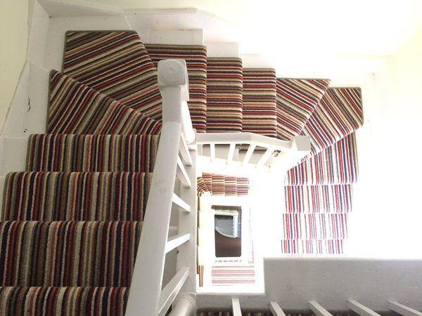 Kaleidoscope Autumn Carpet Runner By Kingsmead Carpets