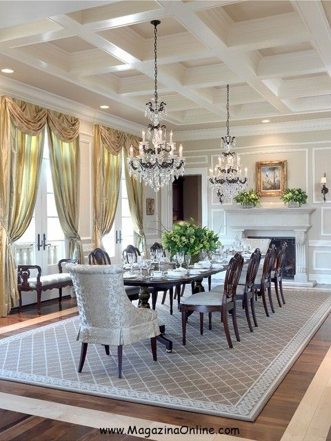 Famous dining rooms