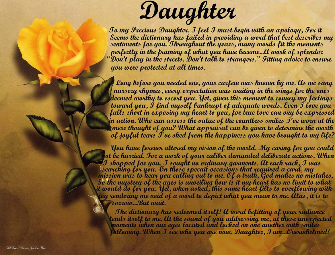 college graduation poems for daughters Daughter Poems