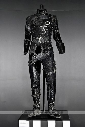 Johnny Depp S Edward Scissorhand Costume Edward Scissorhands Colleen Atwood Edward Scissorhands Costume