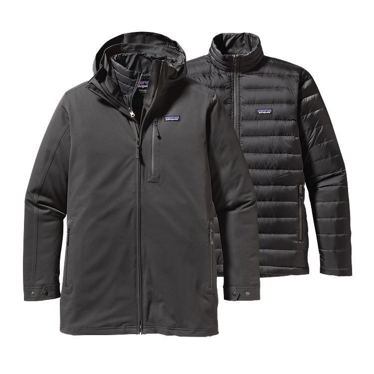 Men S Tres 3 In 1 Parka Winter Coats Parka Jackets Winter Jackets