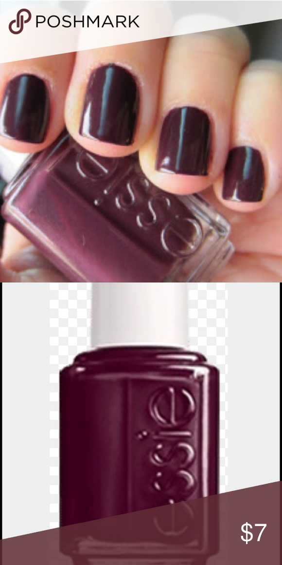 Essie Carry On Essie Carry On Nail Polish- the perfect burgundy for ...