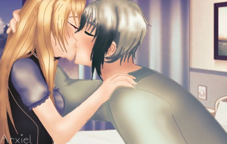flirting games anime girl characters images pictures