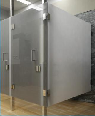 Divis Rias De Vidro Para Banheiro Arquitetura